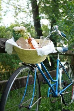 Pedale Bike Basket Deux