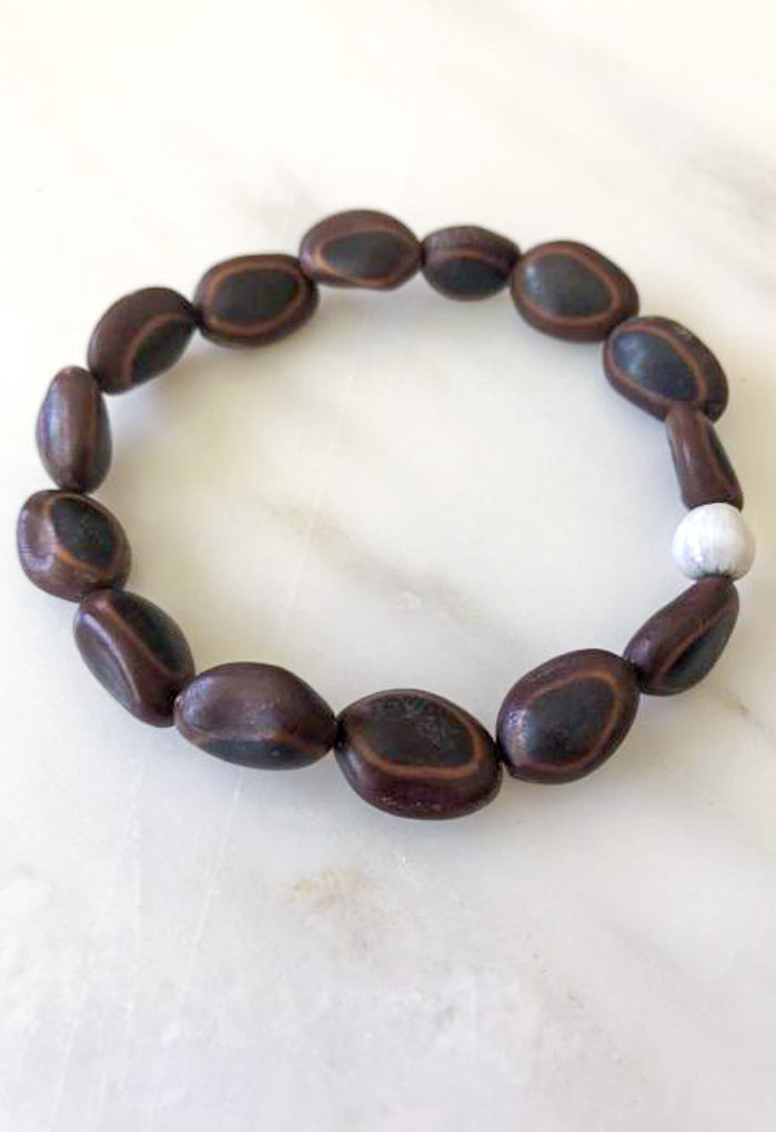 Guanacaste Bracelet for Him (and Her)