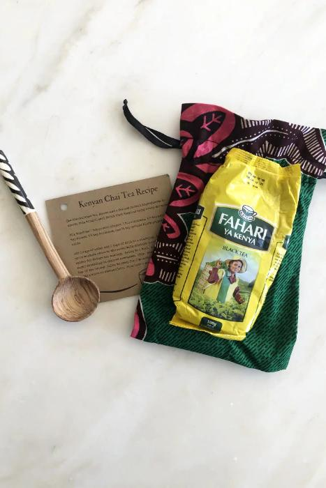 Tea Time - Kenya Tea Pack