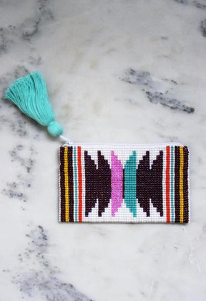 Happy Tassel Pouch