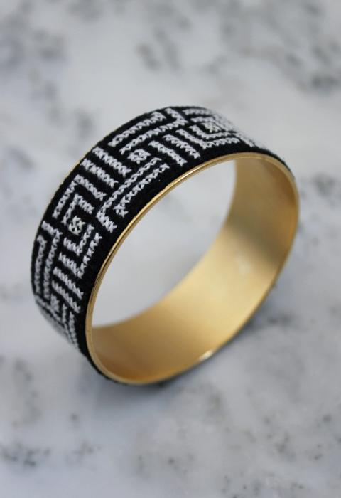 Arabesque Bangle