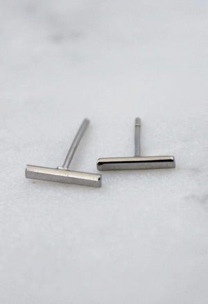 Rise Stud Earrings