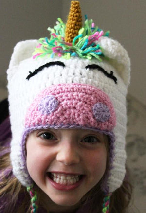 Children's Unicorn Hat