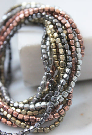Mixed Metal Multi-Strand