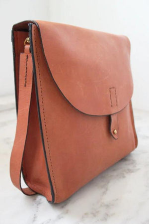 Juliette Leather Tote - Convertible