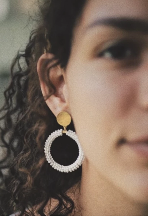 Sea Salt Earrings