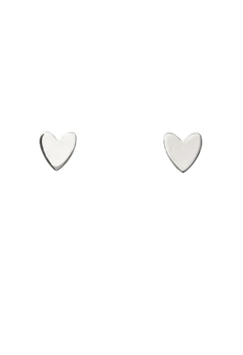 Miracle Heart Studs