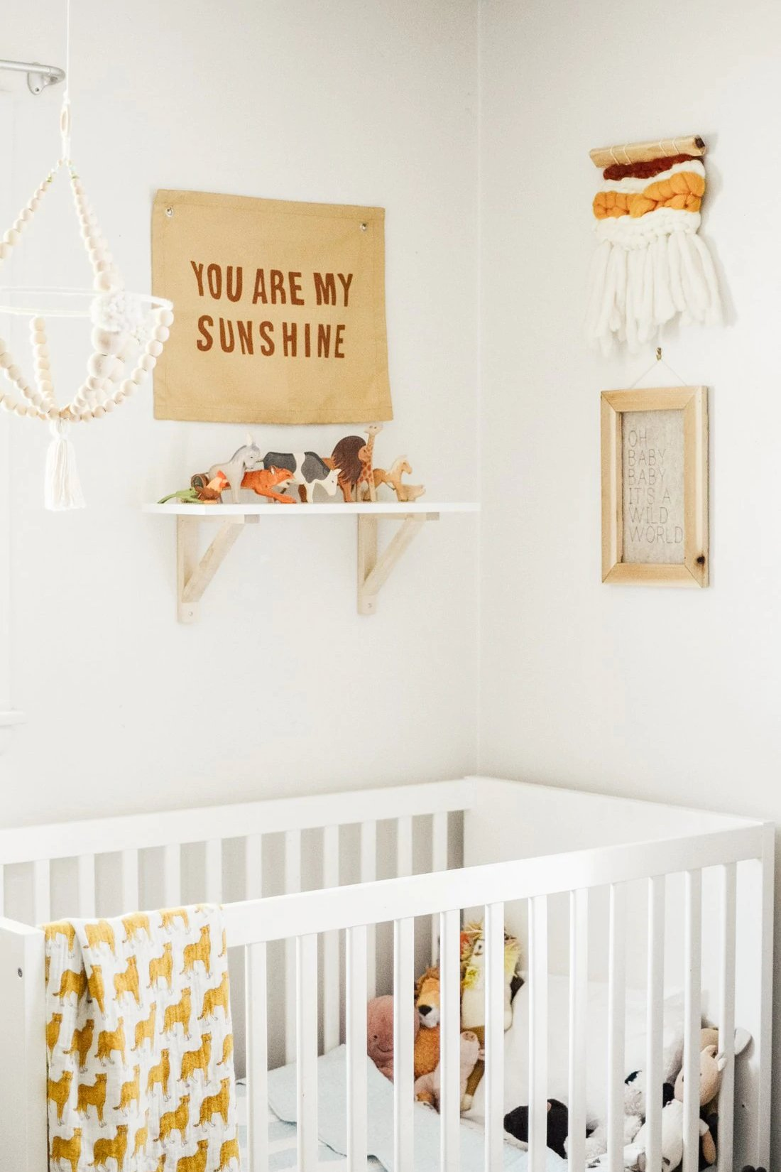 Sunshine Wall Banner