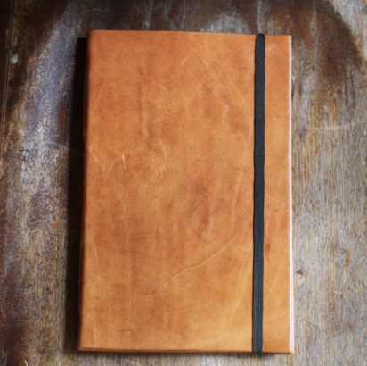 BB Leather Journal