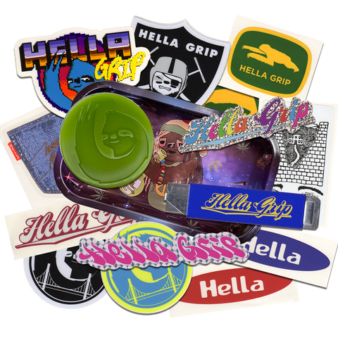 Stickers & Accessories