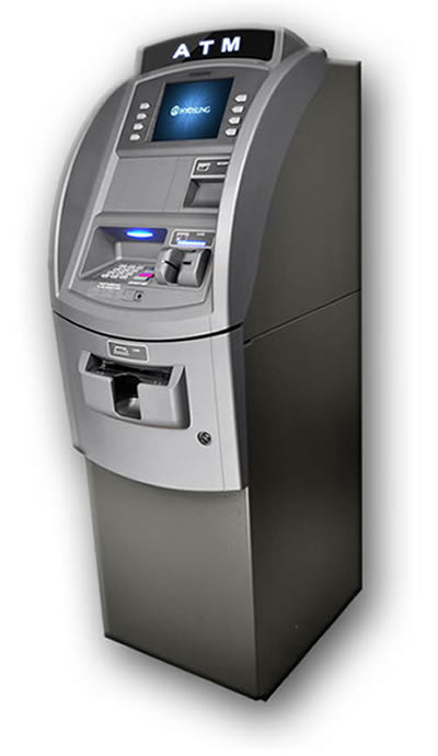 REFURBISHED - NAUTILUS HYOSUNG 1820SE ATM 1K w OLD-STYLE DISPENSER