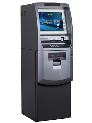GENMEGA C6000 ATM FOR SALE SIDE VIEW