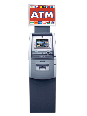 HANTLE C4000 ATM FOR SALE WITH TOPPER