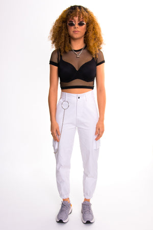 Baddy Crop Top