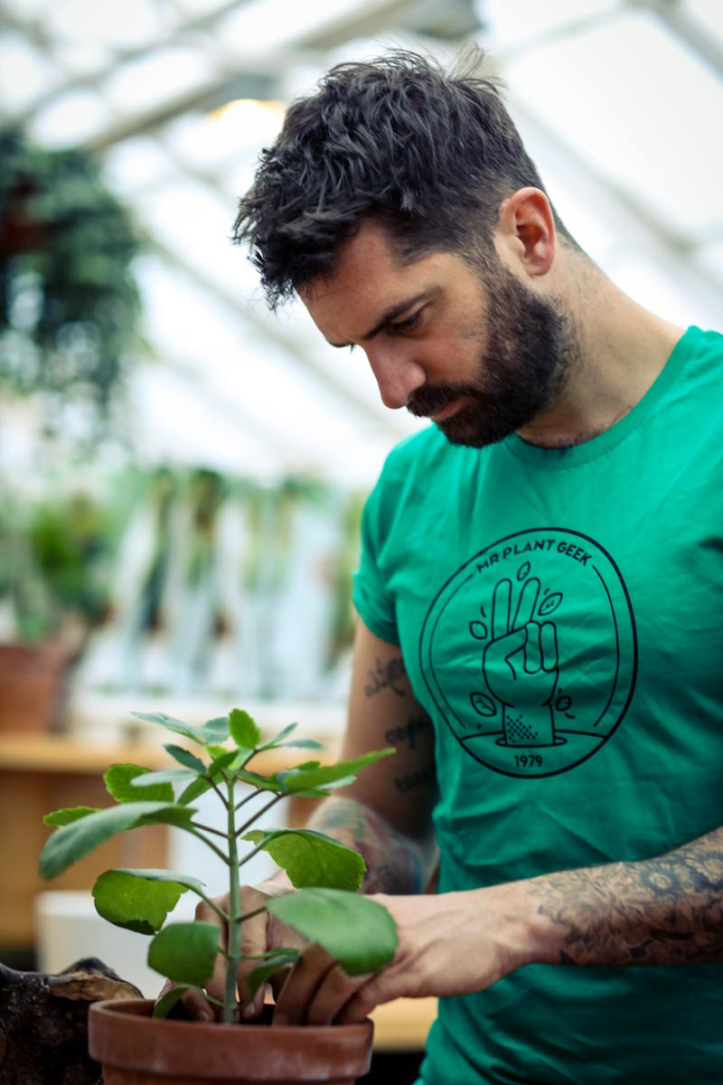Additions to the Mr Plant Geek clothing range released!