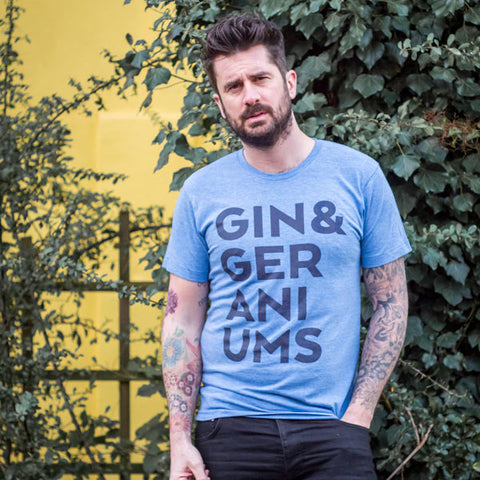 Gin & Geraniums T-shirt