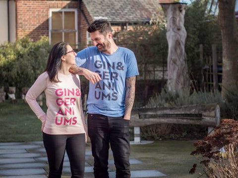 Gin & Geraniums Clothing Range Launch