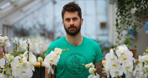 Mr Plant Geek T-shirt