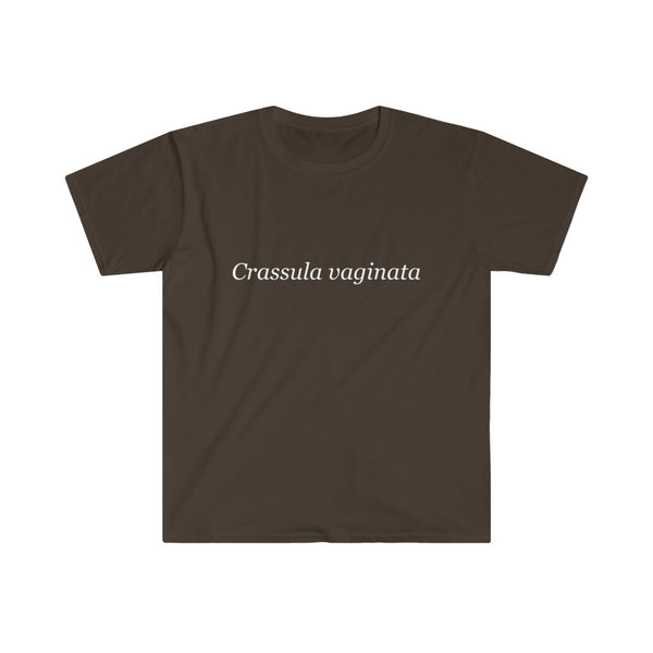 Crassula vaginata Men's Fitted Short Sleeve Tee