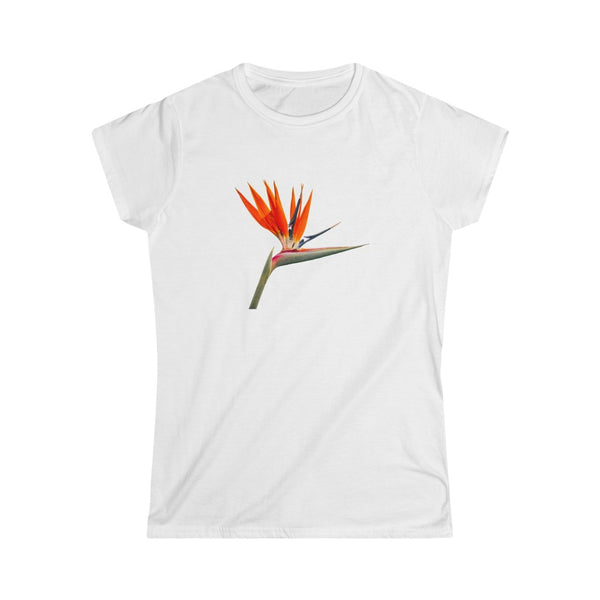Bird of Paradise Women's Softstyle Tee