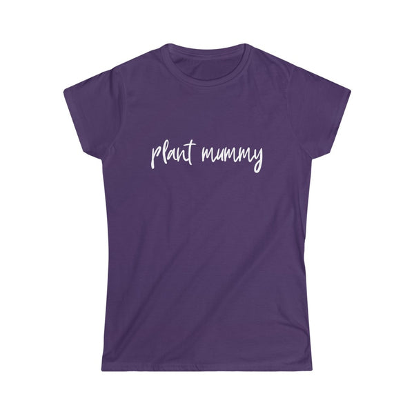 Plant Mummy Women's Softstyle Tee
