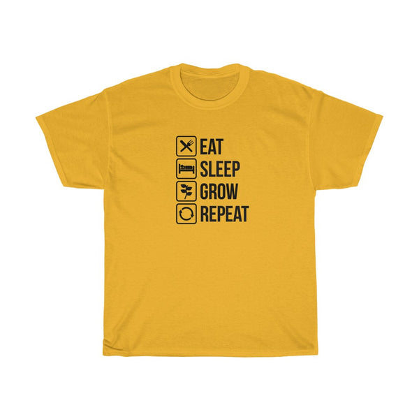 Eat Sleep Grow Repeat 2 [Looser fit, unisex]