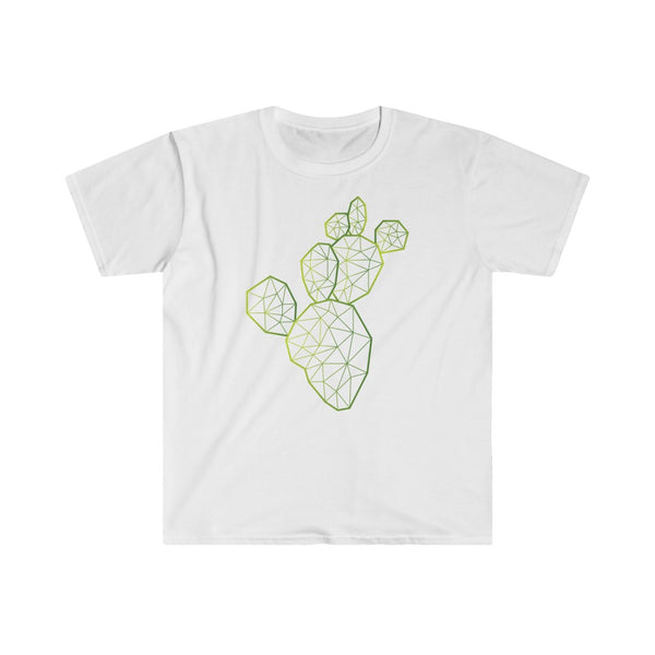Virtual Garden Opuntia Men's Fitted Short Sleeve Tee