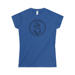 Mr Plant Geek Women's Softstyle Tee