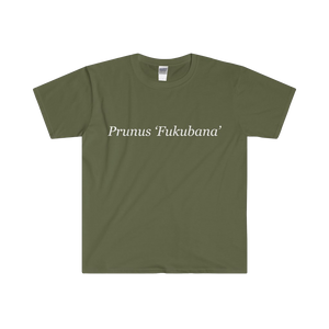 Prunus 'Fukubana' Men's Fitted Short Sleeve Tee