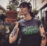 I Am Plant Geek Women's Softstyle Tee