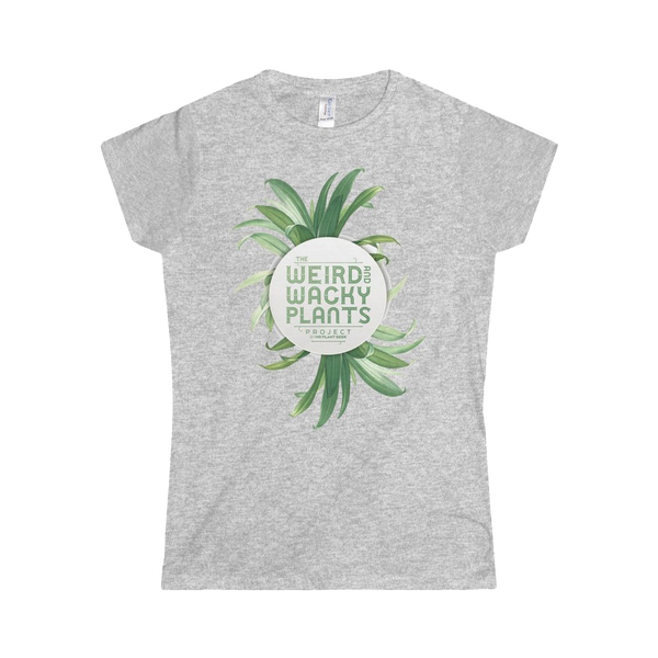 Weird and Wacky Ananas Women's Softstyle Tee