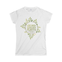Weird and Wacky Moringa Women's Softstyle Tee