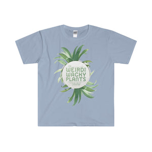 Weird and Wacky Ananas Men's Fitted Short Sleeve Tee