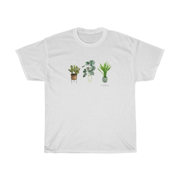 Houseplant Series 2 by Millie Midgley Art [Looser fit, unisex]