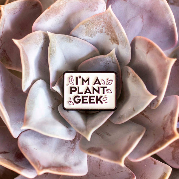 I'm A Plant Geek Badge