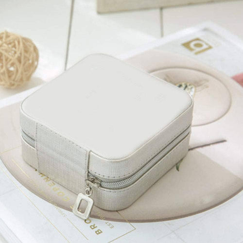 Travel Jewelry Box (4 colors)