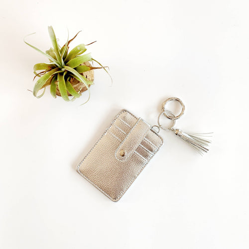 Key Ring Wallet in Multiple colors