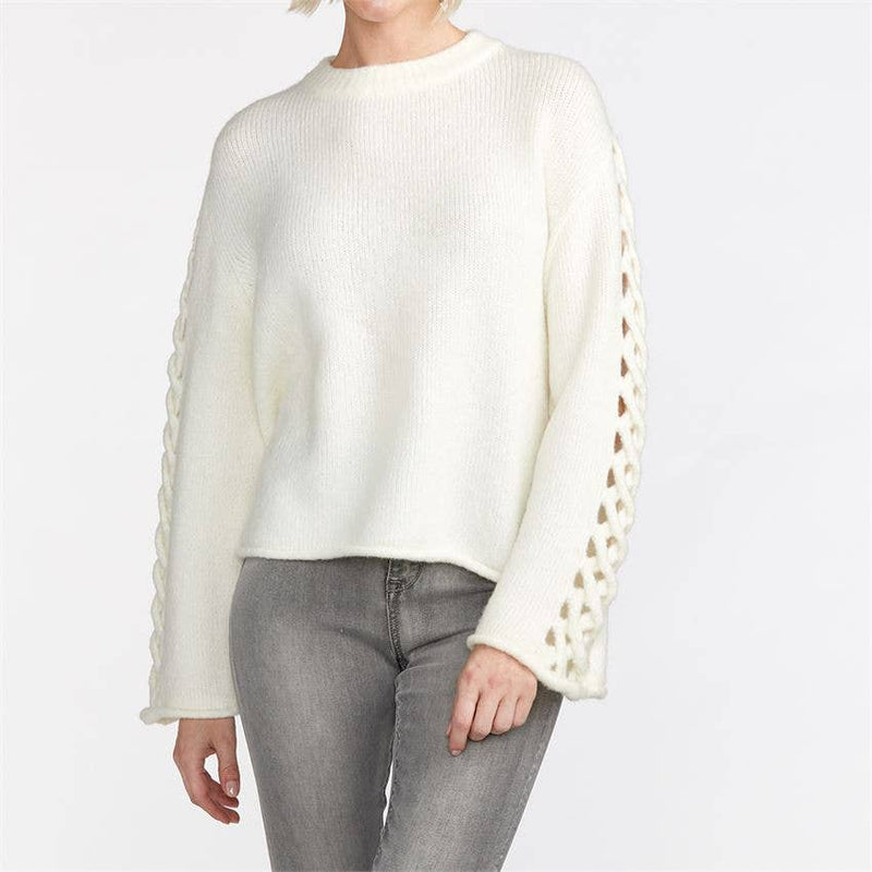 Westbrook Studded Sweatshirt