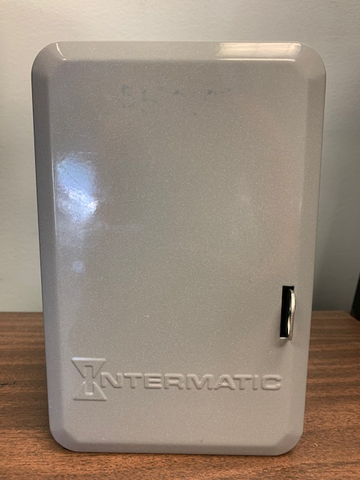 Intermatic 24 Hour Dial Time Switch