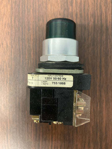 Allen Bradley 30mm Illuminated Pushbutton (800T-PB16)