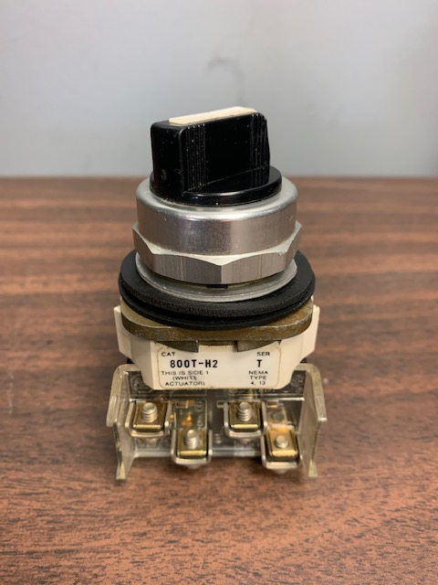 Allen Bradley Selector Switch