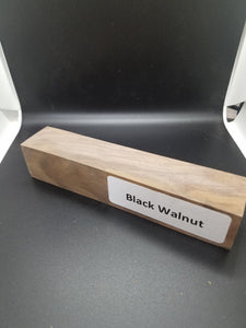 Black Walnut Pen Blank - Oakbrook Wood Turning Supply