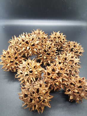 Casting Sweet Gum Pods - Oakbrook Wood Turning Supply
