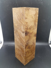 Almond burl exotic spindle - Oakbrook Wood Turning Supply