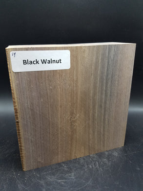 Black Walnut Seconds - Oakbrook Wood Turning Supply