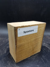 Sycamore - Oakbrook Wood Turning Supply