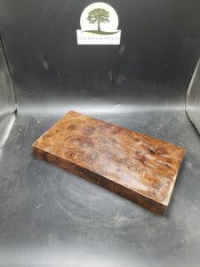 Kabor Rosewood Burl Exotic Bowl Stock