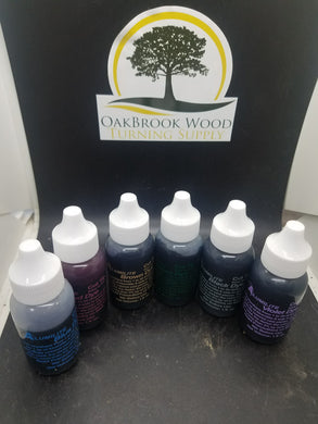 Alumilite dye Black - Oakbrook Wood Turning Supply