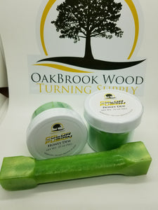Color Fusion Honey Dew - Oakbrook Wood Turning Supply