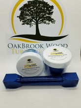 Color Fusion Independence Blue - Oakbrook Wood Turning Supply